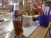 6 1/2OZ FULL COCA COLA BOTTLE, BOTTLED FOR CHATTANOOGA TN
